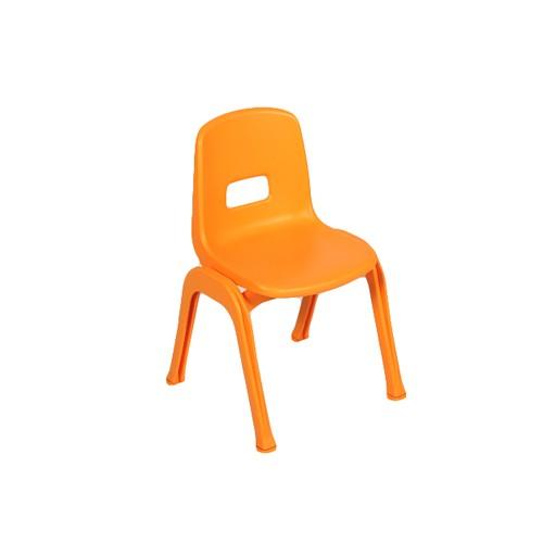 Tavoli In Plastica Impilabili.Sedia In Plastica Impilabile Vari Colori Per Materna