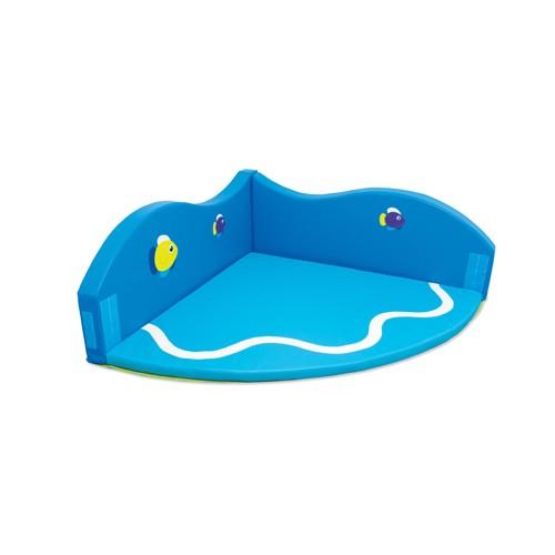 Piscina soft con palline colorate per asili for Amazon piscina con palline