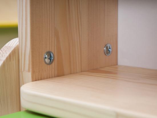 Bancone In Legno Per Negozio : Negozio in legno con bancone arredo per asiliarredo per asili