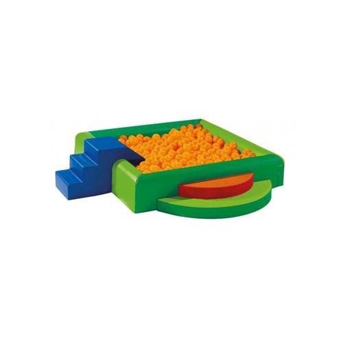 Scaletta per piscina 60h linea accessori piscinearredo - Piscina con palline per adulti ...