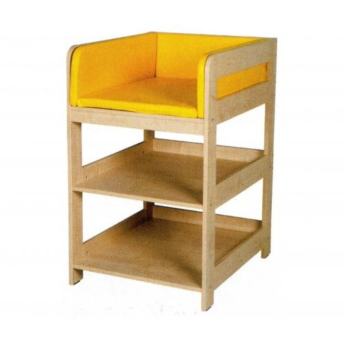 Fasciatoio mini giallo arredo per asiliarredo per asili for Arredo per asili