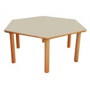 Tavolo esagonale  6 posti