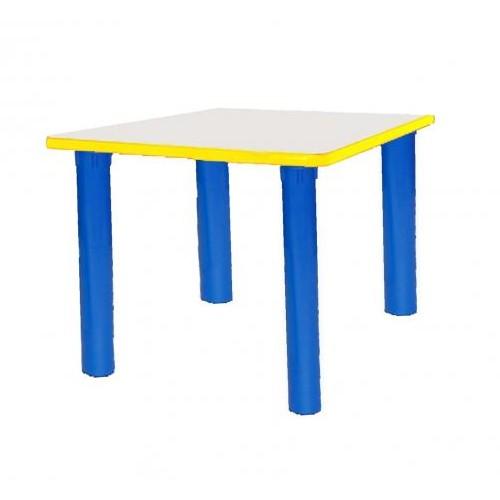 Tavolo quadrato nido arredo per asiliarredo per asili for Arredo per asili