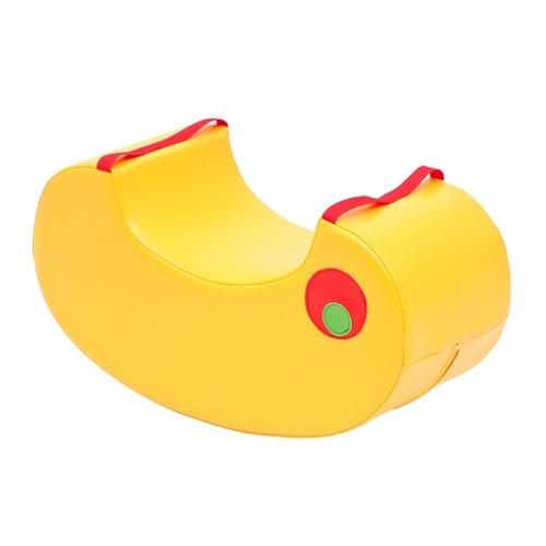 arredo-per-asili-pouf-dondolo-giallo