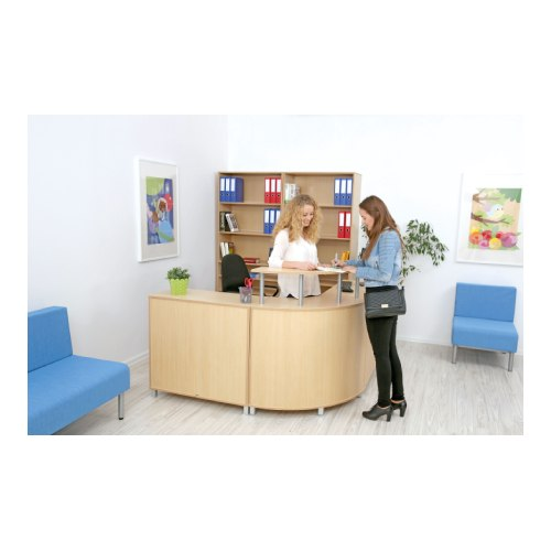 Composizione mobili reception nido materna arredo for Arredo reception