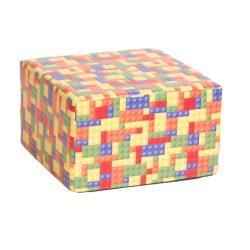 Pouf Lego - Arredo per Asili