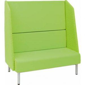 Divano Verde Arkadia Con Posti A Sedere Alti